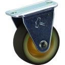 ハンマー 固定式ウレタン車輪(ナイロンホイール)32mm [420R-UR32-BAR01] 420RUR32BAR01 販売単位:1