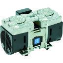 ULVAC 単相100V ダイアフラム型ドライ真空ポンプ 排気速度12/14 [DAP-12S] DAP12S 販売単位:1 送料無料