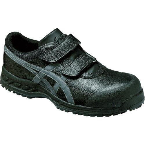 アシックス ウィンジョブ70S ブラックXガンメタリック 27.5cm [FFR70S.9075-27.5]  FFR70S.907527.5 販売単位:1  送料無料 アシックスジャパン(株) 環境安全用品 安全靴・作業靴 安全靴 アシックス FFR70S.9075-27.5 1393