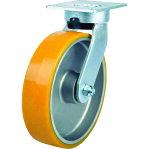 SAMSONG 自動復帰キャスター自在138mm耐荷重500kg [TP6658-PAL-PBB] TP6658PALPBB 販売単位:1 送料無料