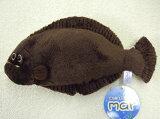 海のともだちシリーズ mar ヒラメ・ひらめ・平目 サイズ:20cm(メール便NGです)