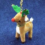 twincle雨deer手機掛件樹(紅鼻子的馴鹿)尺寸∶H10cm(包含角)(郵件投遞OK)![トゥインクルレインディア攜帯ストラップ ツリー(赤鼻のトナカイ) サイズ:H10cm(角込み)(メール便OK!)]