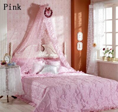 カーテン ピンク