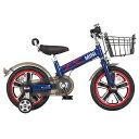 【★全品ポイント2倍中!★】 【カッコイイ!大変売れております!】子供 自転車 16 インチ 補助輪 MINI ディープ・ブルー 子供用自転車