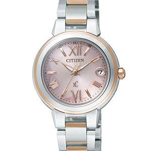 CITIZEN シチズン XCB38-9133 XC クロスシー エコ・ドライブ電波時計 レディース 【送料無料】CITIZEN(シチズン)  腕時計