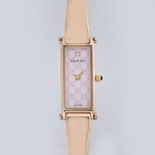 GUCCI グッチ 腕時計 レディース YA015559 #1500 ピンクシェル 【送料無料】GUCCI(グッチ)  腕時計