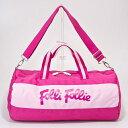 FolliFollie フォリフォリ バッグ HB13K009 フーシャピンク/ピンク ボストンバッグ