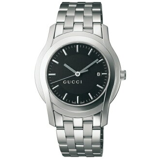 GUCCI Gucci YA055211 # 5505 black mens