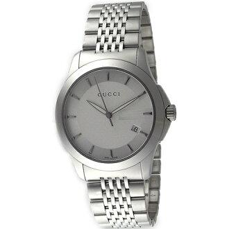 GUCCI Gucci watch mens YA126401 #126 G timeless