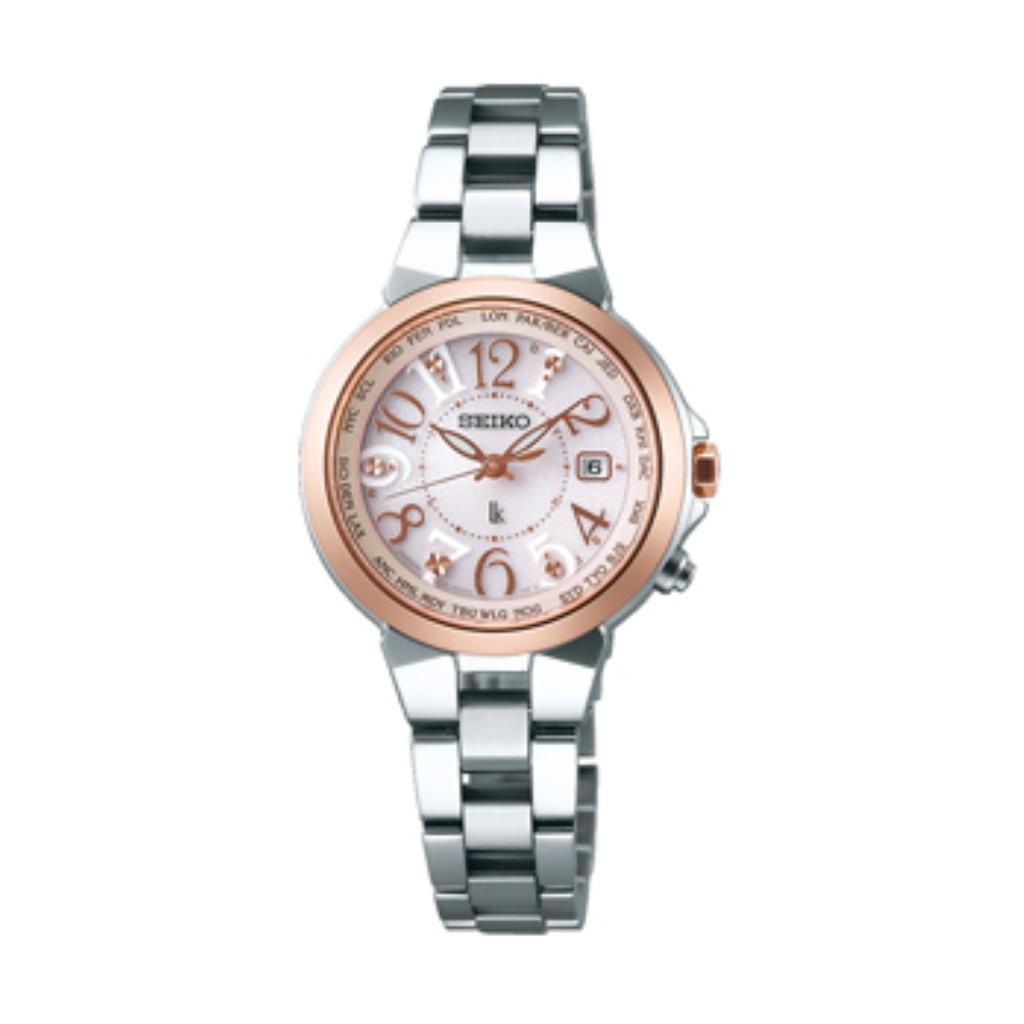 SEIKO セイコー SSQV004 LUKIA ルキア レディース 【送料無料】SEIKO(セイコー)  腕時計
