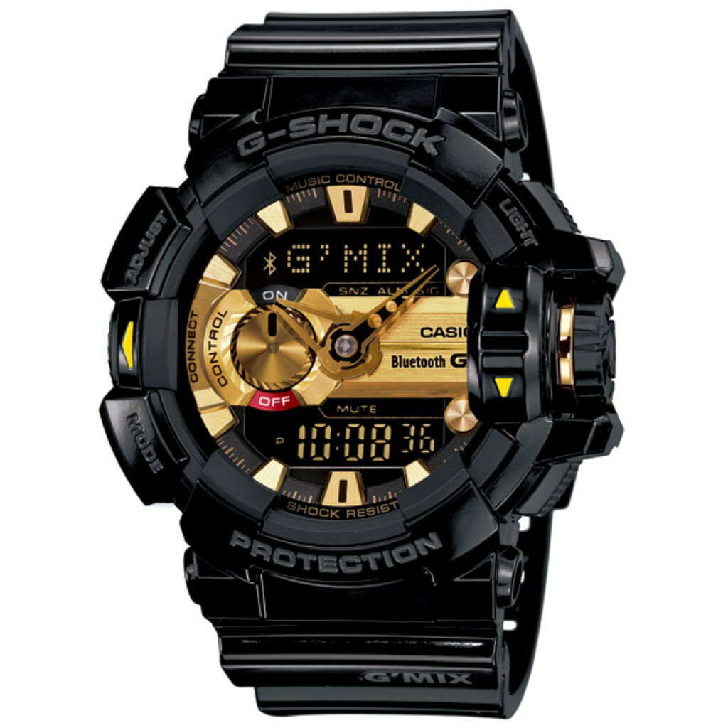 【5%OFFクーポン対象品 3/22 09:59まで】CASIO カシオ GBA-400-1A9JF G-SHOCK ジーショック メンズ 【cas5】 【送料無料】CASIO(カシオ)  腕時計