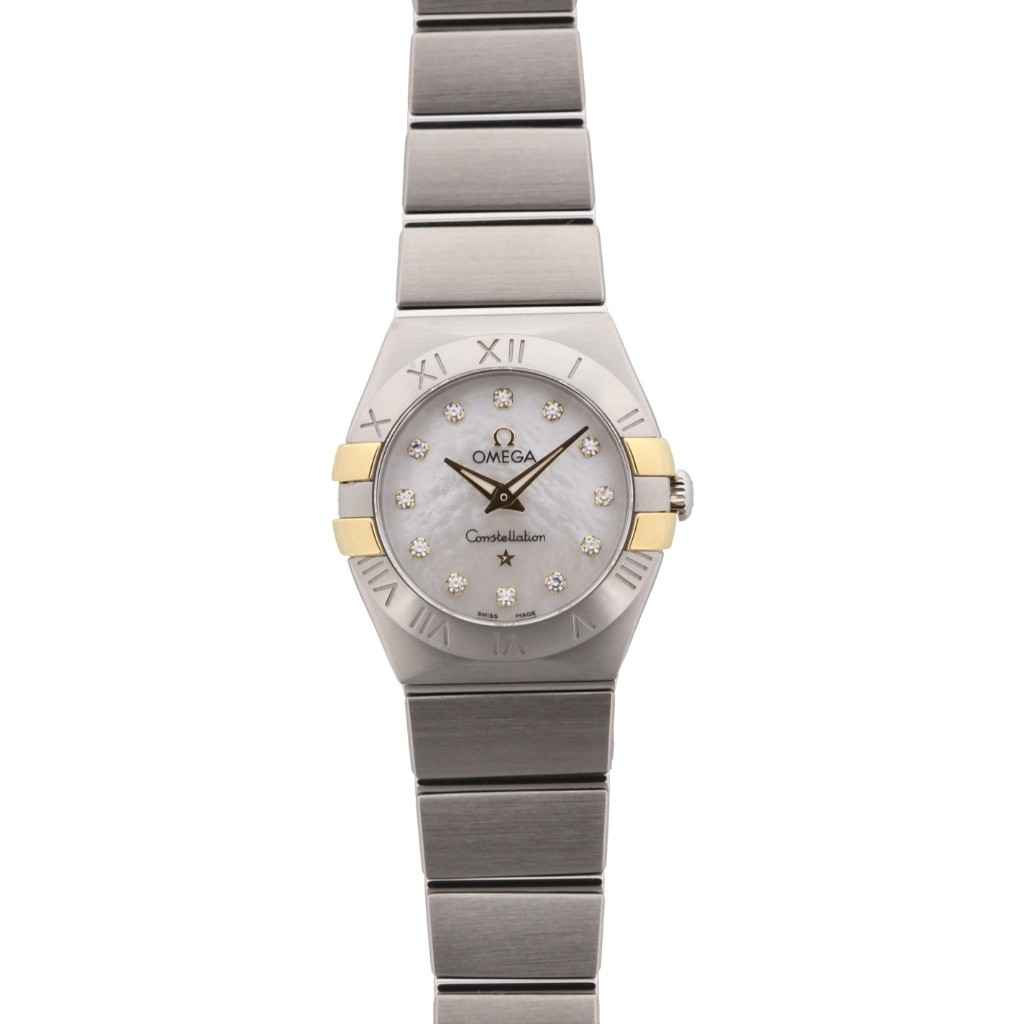 OMEGA オメガ コンステレーション 123.20.24.60.55.006 【送料無料】OMEGA(オメガ)  腕時計