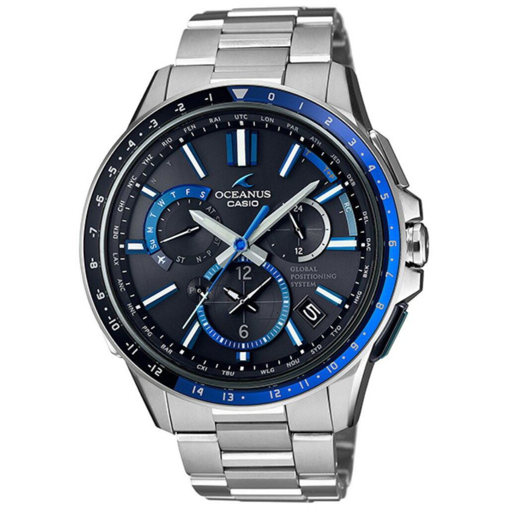 CASIO カシオ OCW-G1100-1AJF OCEANUS オシアナス メンズ 【送料無料】CASIO(カシオ)  腕時計
