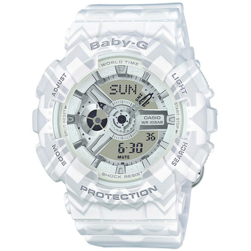 CASIO カシオ BA-110TP-7AJF Baby-G ベビージー レディース 【送料無料】CASIO(カシオ)  腕時計