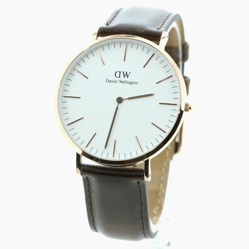 Daniel Wellington ダニエル ウェリントン 腕時計 メンズ 0109DW クラシック ブリストル 【送料無料】Daniel Wellington(ダニエルウェリントン)  腕時計