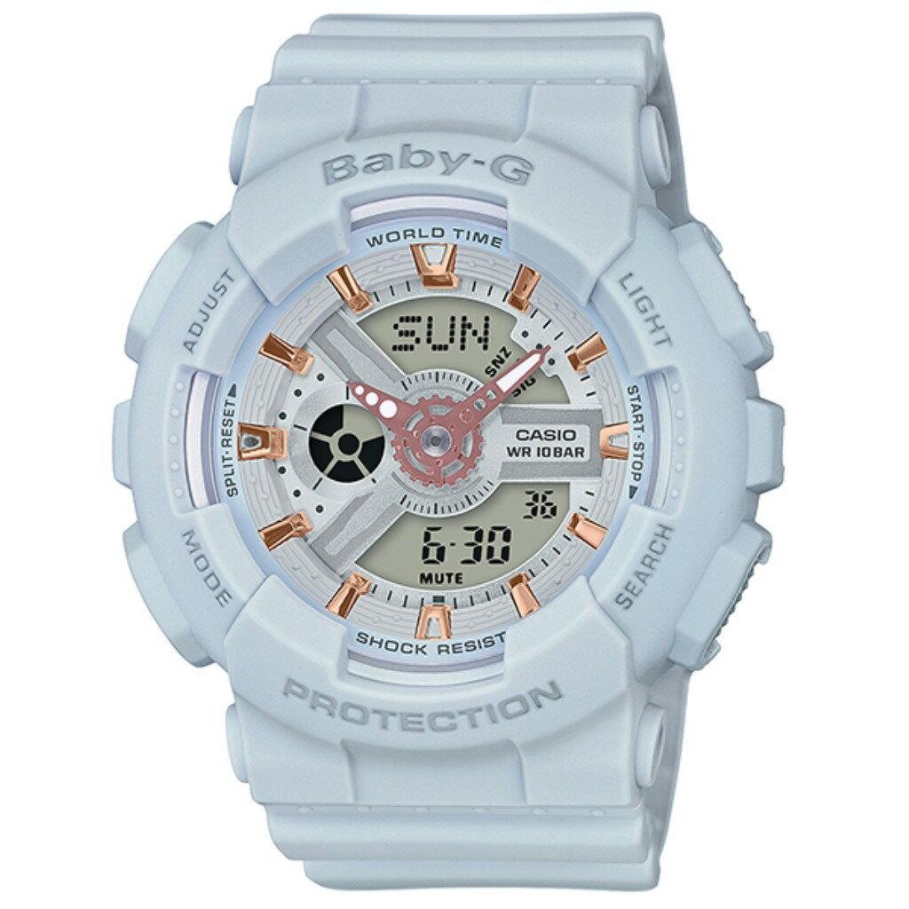 CASIO カシオ BA-110GA-8AJF Baby-G ベビージー レディース 【送料無料】CASIO(カシオ)  腕時計