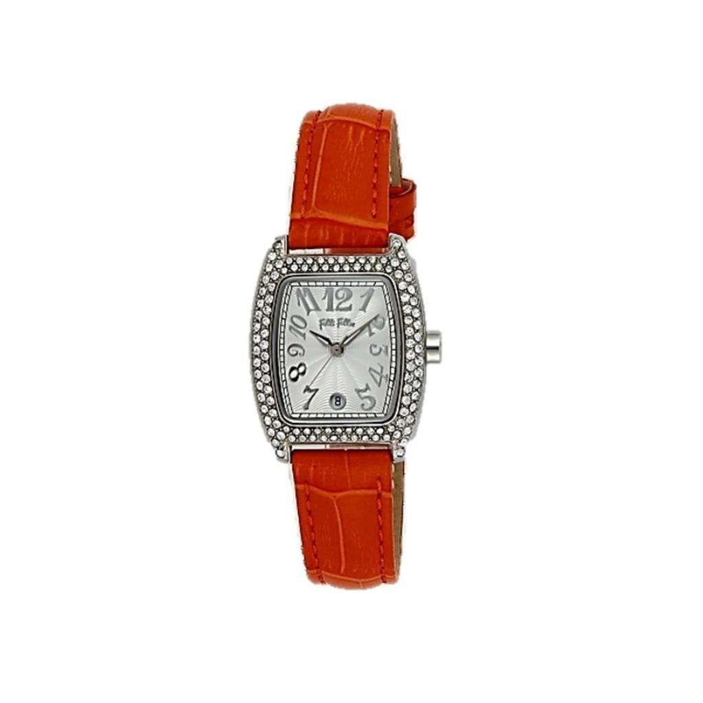 【5%OFFクーポン対象品 3/22 09:59まで】FolliFollie フォリフォリ 腕時計 レディース S922ZI-OR 【fofo5】 【送料無料】FolliFollie(フォリフォリ)  腕時計