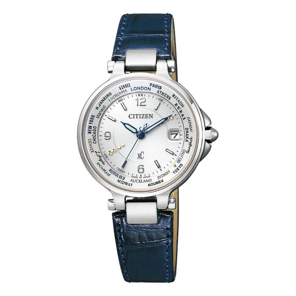 CITIZEN シチズン 腕時計 レディース EC1010-14B XC クロスシー 【送料無料】CITIZEN(シチズン)  腕時計触れます
