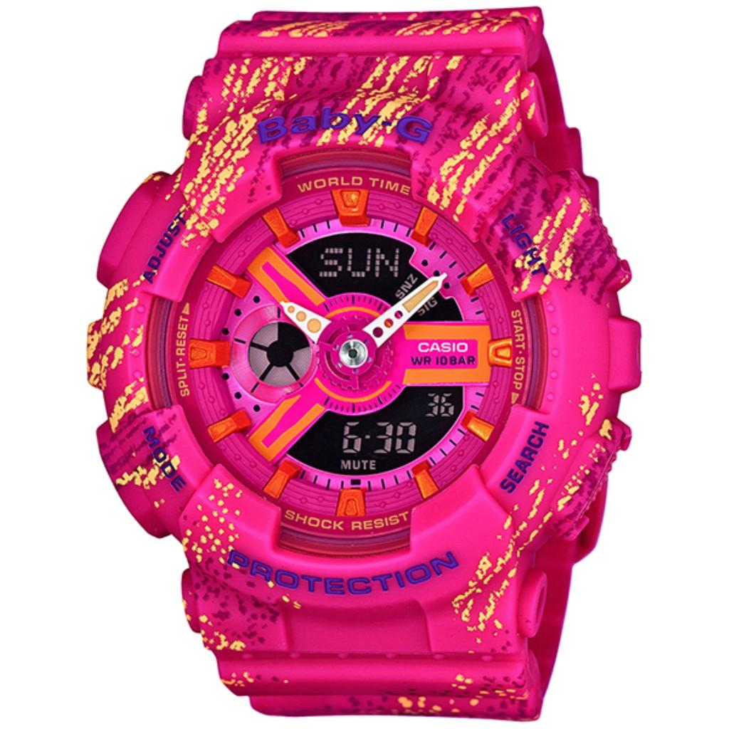 CASIO カシオ 腕時計 レディース BA-110TX-4AJF Baby-G ベビージー 【送料無料】CASIO(カシオ)  腕時計