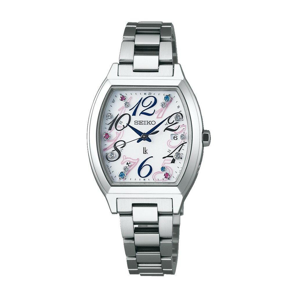 SEIKO セイコー 腕時計 SSVW081 LUKIA ルキア レディース 【送料無料】SEIKO(セイコー)  腕時計