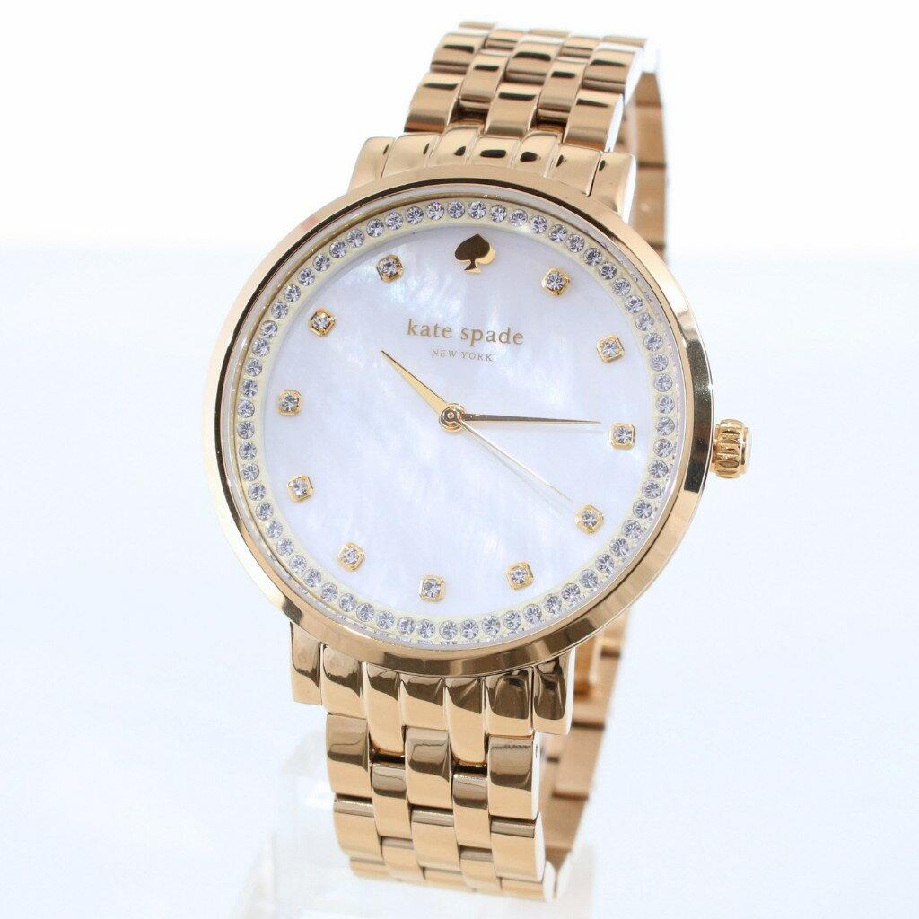 kate spade ケイトスペード 腕時計 MONTEREY モントレー 1YRU0821 ホワイトシェル 【送料無料】kate spade(ケイトスペード)  腕時計