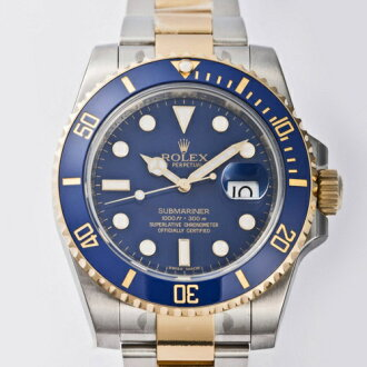ROLEX Rolex submarina 116613LB blue men
