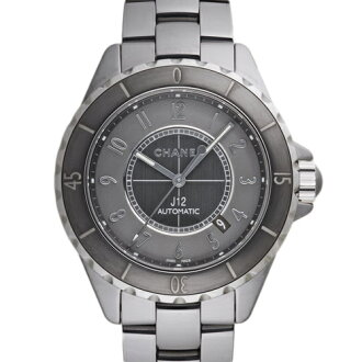 41 mm men's grey-J12 chromatic on CHANEL Chanel H2934