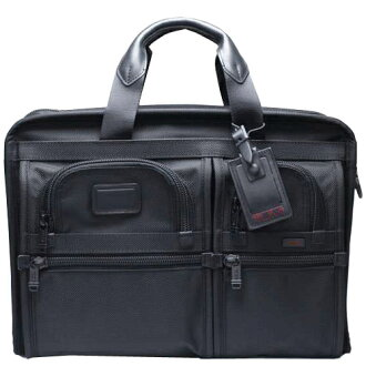 26109 TUMI トゥミ international organizer briefs