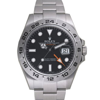 2 216570 ROLEX Rolex Explorer black men