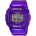 CASIO カシオ 腕時計 レディース Baby-G BGD-560S-6JF ベビーG