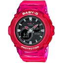 CASIO カシオ 腕時計 レディース Baby-G BGA-270S-4AJF ベビーG