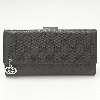 GUCCI Gucci 212104 FU 49N1000 GG imprimé wallet
