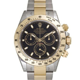 116523 ROLEX Rolex Cosmo graph Daytona black men