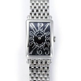FRANCK MULLER Long Island 902 QZ OAC BK-RELIEF SV ladies