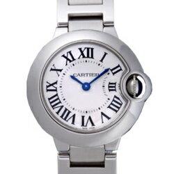 Cartier カルティエ W69010Z4 バロンブルー SM  シルバー レディース 【送料無料】Cartier(カルティエ)  腕時計