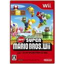【Wii用】任天堂 RVL-P-SMNJ NEWスーパーマリオブラザーズ・Wii
