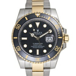 ROLEX Rolex Submariner 116613 LN black mens