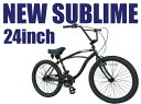 NEW SUBLIME 24inch CRUISER STY...
