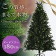 クリスマスツリー 180cm クリスマス ツリー ヌードツリー 180cmクリスマスツリー シンプル 置物 店舗用 法人用 業務用 ショップ用 簡単組立 送料無料 送料込