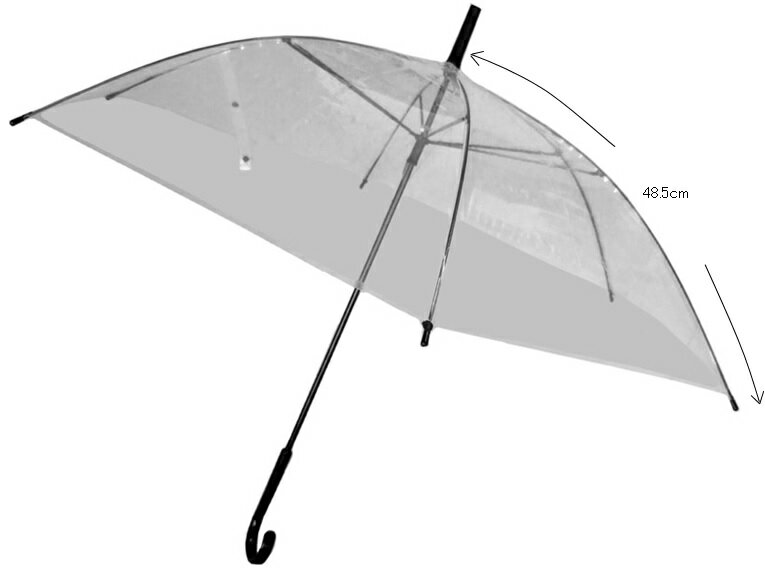 【送料無料】ビニール傘(ビニ傘) 60本セット【最安値に挑戦】