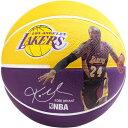 【送料無料】SPALDING(スポルディング) バスケットボール NBA コービー・ブライアント 7