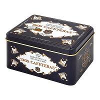 【同梱代引き不可】DOS CAFETERAS(ドスカフェテラス) コーヒークリームキャラメル 缶入り 330g×6個セット