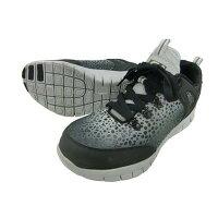 富士手袋工業 グラデーション安全靴 グレー・28.0 6505