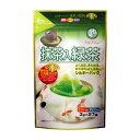 ショッピング抹茶 【同梱代引き不可】 宇治森徳 抹茶入緑茶 シルキーパック (3g×27P)×10袋