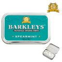 【同梱・代引き不可】 BARKLEYS バークレイズ クラシックタブレット スペアミント味 6個 10271001