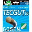 GOSEN(ゴーセン) テックガット テックガット16 TS600W20P