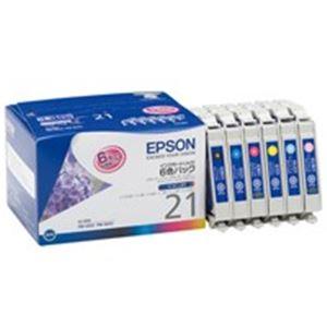 EPSON(エプソン) インクカートリッジ IC6CL21 カラー PM-930C/940C