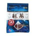 ショッピング紅茶 (まとめ)国太楼 アールグレイ紅茶三角ティーバッグ 1パック(50バッグ)【×10セット】