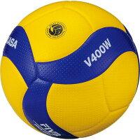 MIKASA(ミカサ)バレーボール4号球 検定球【V400W】の画像
