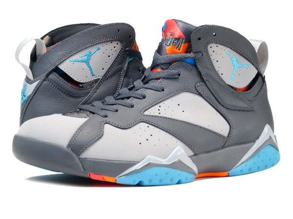 Air Jordan 7 Blue Orange
